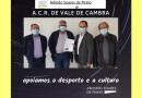 Arlindo Soares de Pinho e BP apoiam a ACR