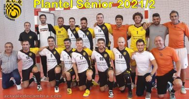 Plantel Sénior faz primeiros testes em torneio em Ossela